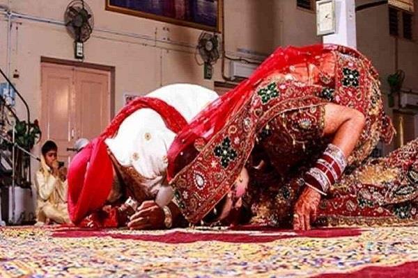 sikh marriage act passed in punjab province of punjab