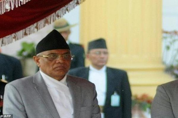 chief justice of nepal sacked for fake date of birth