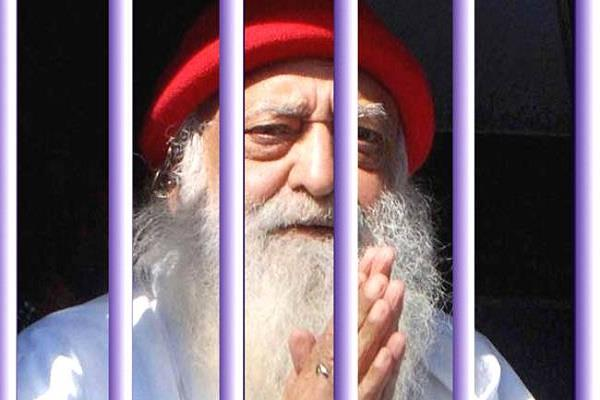 asaram gets life imprisonment in girl s sexual abuse case