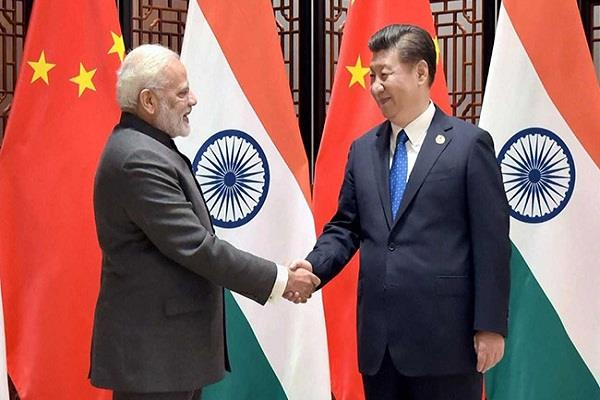 modi s visit to china  confidential