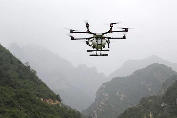 nepal to use drone to monitor border with india