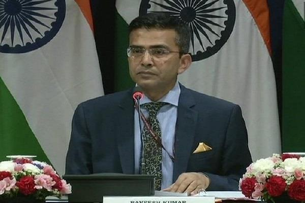 india against the use of chemical weapons ministry of external affairs
