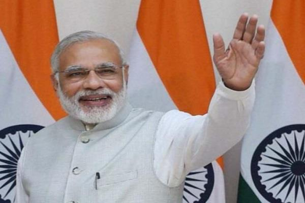 pm modi will be on a five day trip to sweden and uk today
