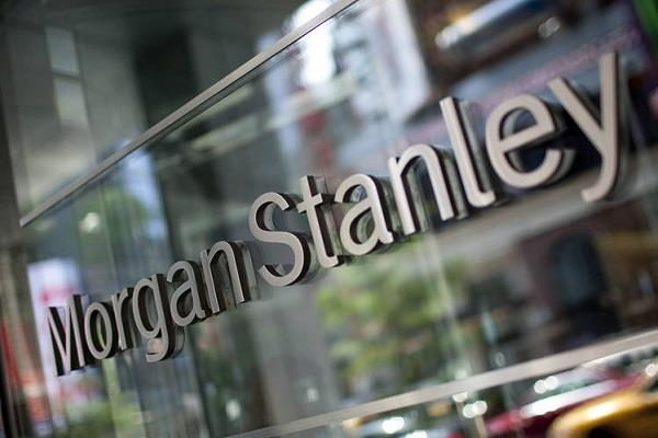 rbi increase in interest rates may start from fourth quarter morgan stanley
