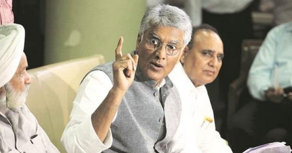 insult of jakhar in chief minister s office