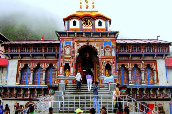 badrinath kapat will open on 30th