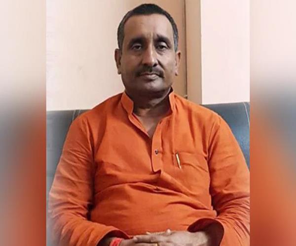 bjp legislator accused of unnao gang rape accused himself