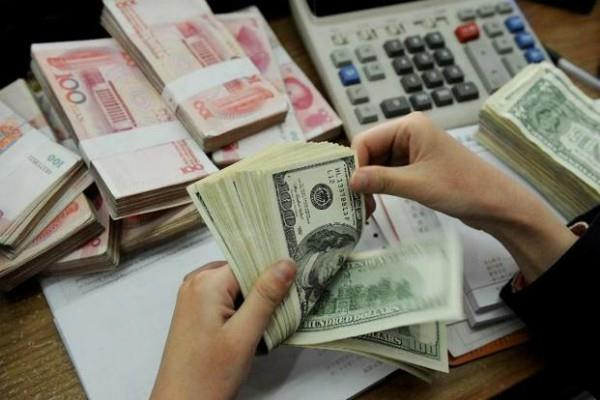 foreign exchange reserves at record high of 424 867 dollar billion