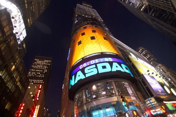 a slight edge in the us market the slowdown in asian markets