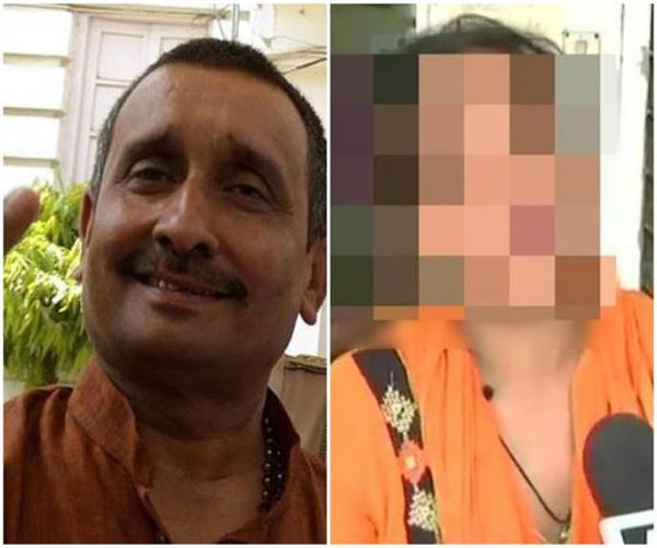 cbi registers fir against bjp mla accused in unnao gang rape case
