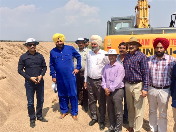 punjab mining sector can give a big boost to the state s economy sidhu