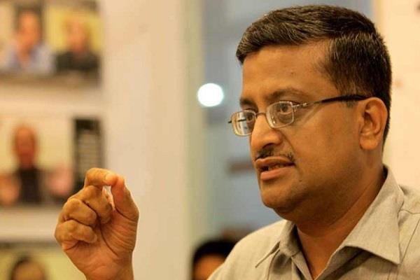 ias ashok khemka tweeted about commission of aadhat