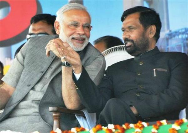 pm modi told paswan why is it to talk to the media