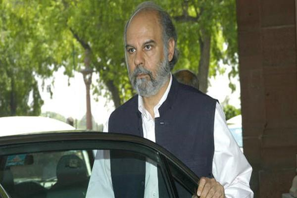 naresh gujral may be rajya sabha deputy chairman