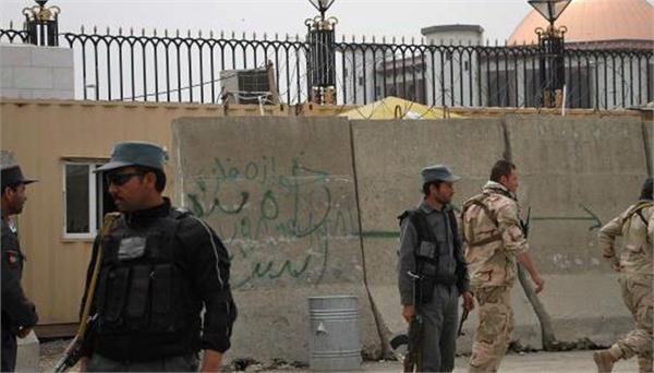 double bomb blast in kabul