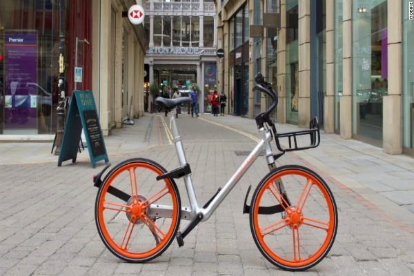chinese bicycle making fun of india