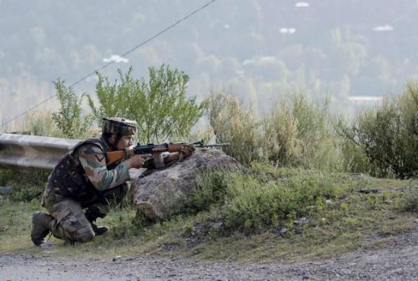 j k pak broke ceasefire 2 jawan martyr