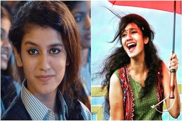 case registered against national crush priya prakash varrier
