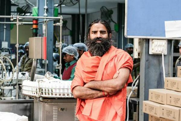 ramdev now becomes a big player in the market