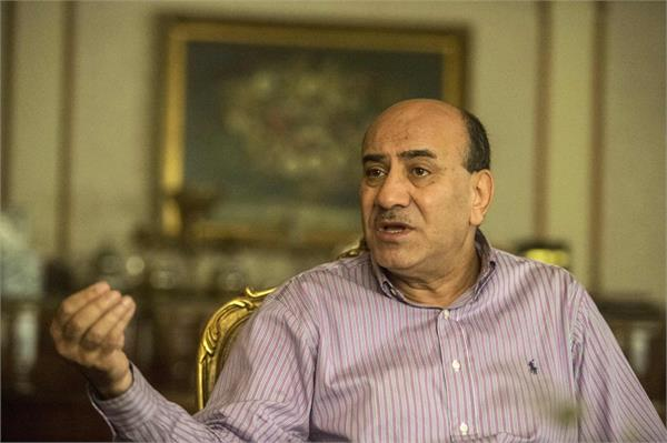 impression in website office in egypt chief editor arrested