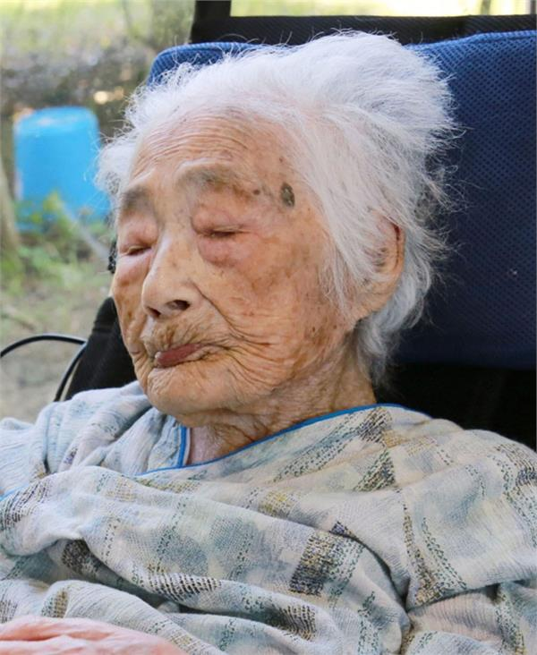 world s oldest person nabi tajima dies in japan at the age of 117