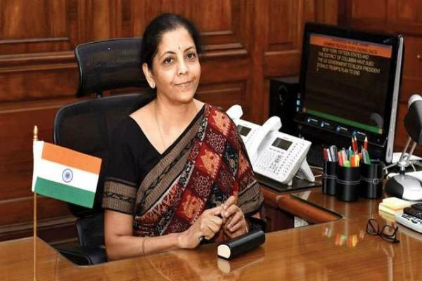 playing a growing role in all defense expo nirmala sitharaman