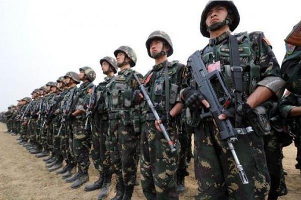 arunachal pradesh china dislikes itbp