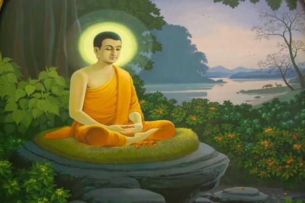 lord buddha religious story in hindi