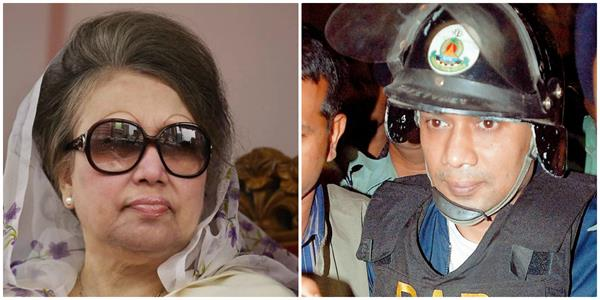 khaleda son seeks asylum in britain