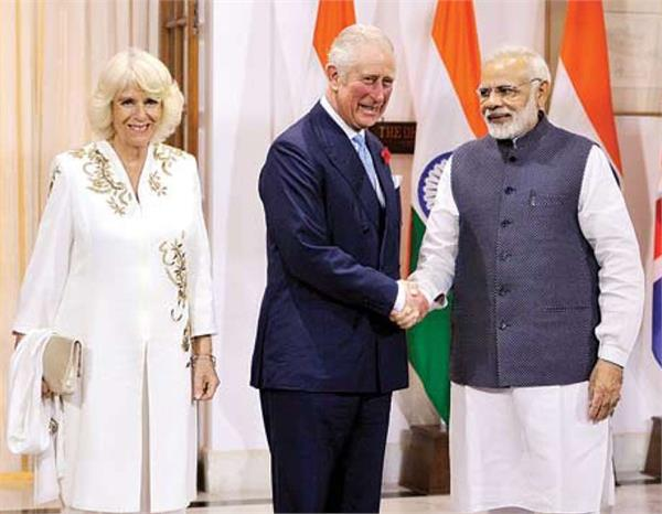 modi to address major event during uk visit  guest list under surveillance