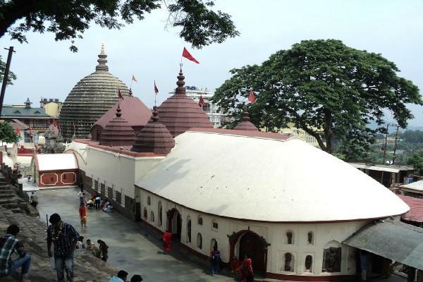 kamakhya devi temple in guwahati