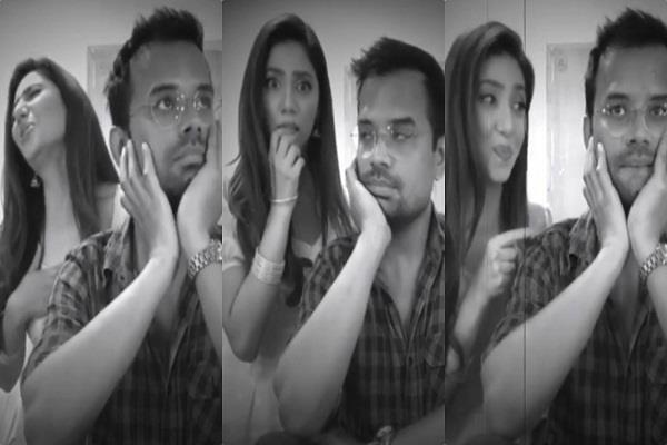 mahira khan viral dance video
