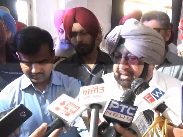 captain declares punjab to appoint new sports minister