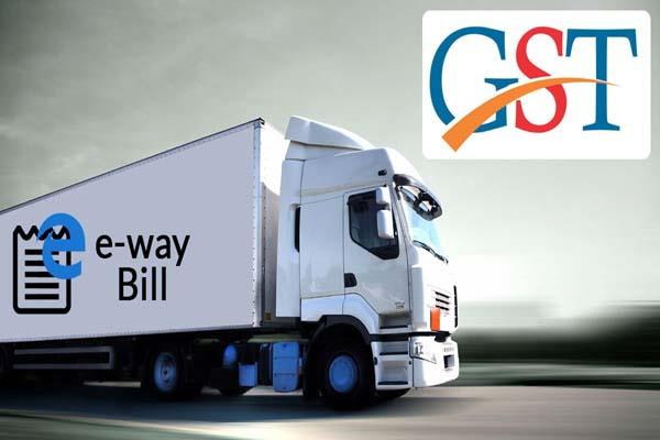 over 1 7 lakh e way bills generated on launch day