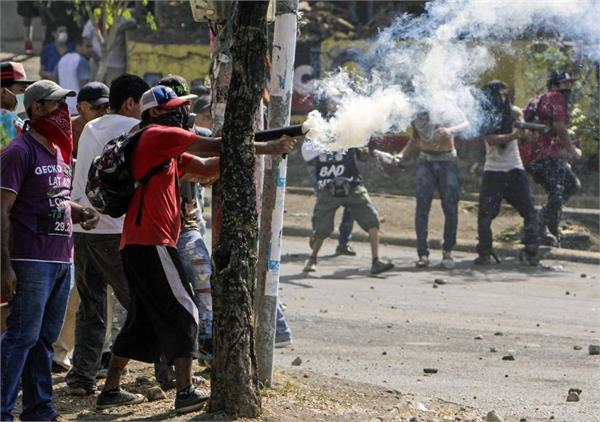 journalist shot dead while broadcasting live in nicaragua