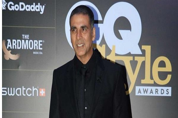 akshay kumar made his style by looking at hollywood celebrities