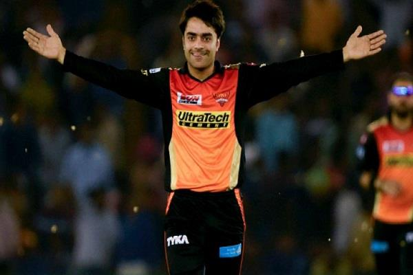 indian premier league rashid khan harbhajan singh tweet