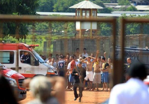 20 killed in brazil prison break attempt