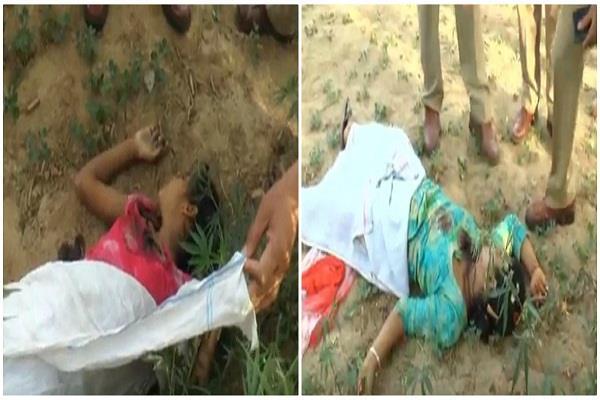 2 minor siblings shot dead in etawah