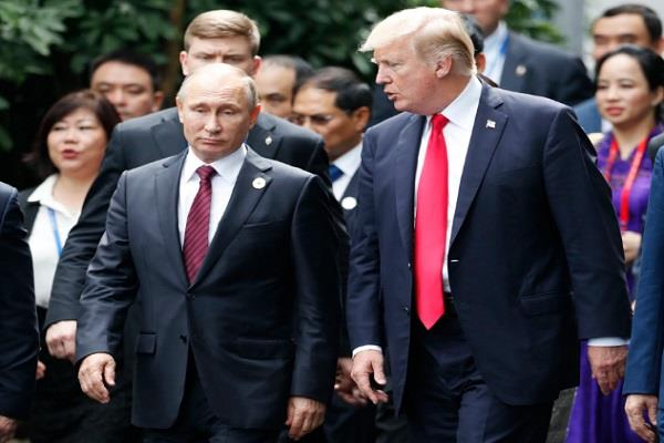 trump invited putin to the white house
