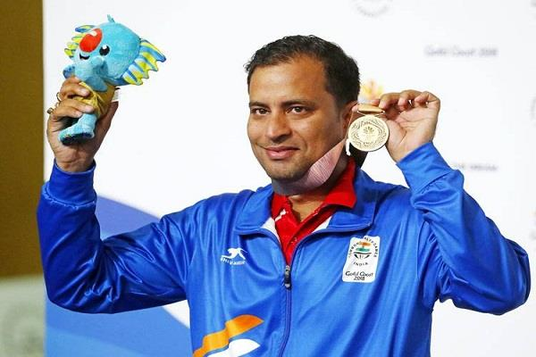 sanjeev rajput win gold medal