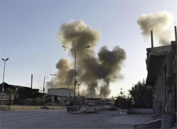 israel has criticized the syrian attack