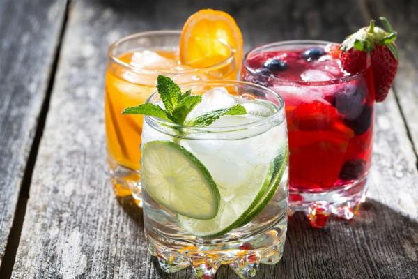 soft drinks can be sweetened in the uk