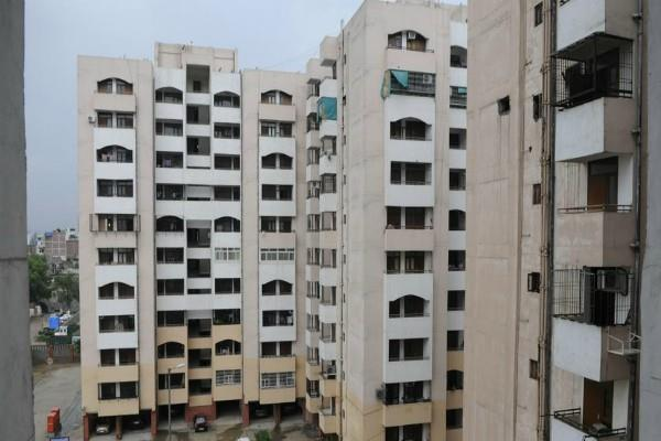 dda to give 794 flats to central industrial security force