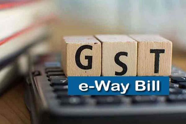 eway bill will change the by way of transport of goods