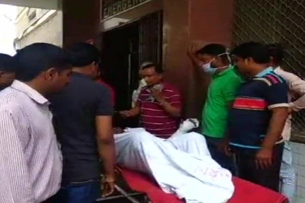 rss workers attempt suicide in jaipur