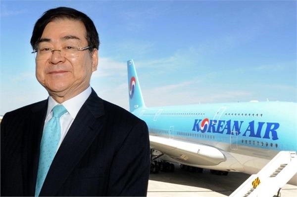 korean airline chief will resign for daughter s behaviour