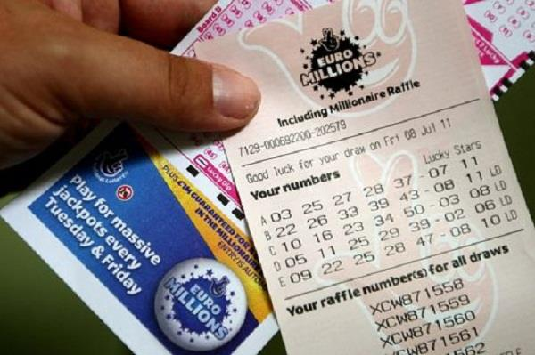 jackpot lucky ticket holder third biggest lottery prize in uk