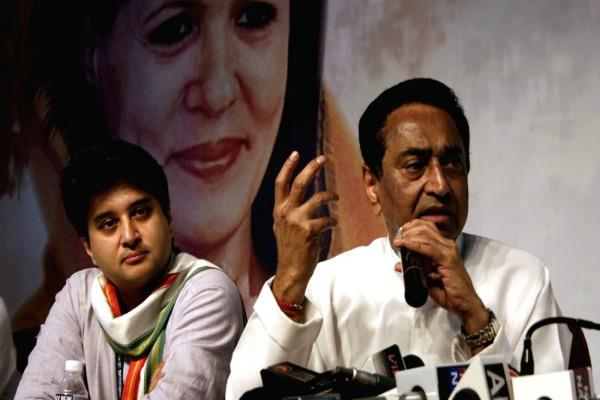 kamal nath appointed congress president