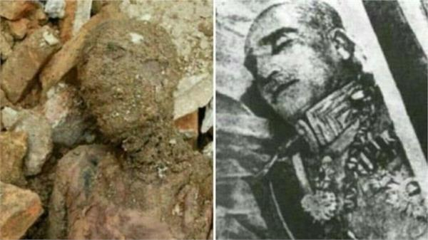 mami found near tehran may be the last of shah s father
